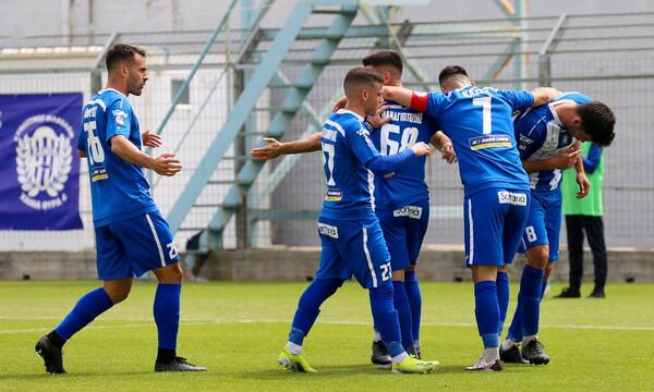 Super League 2: Νίκη τα Χανιά για play off - Όλα τα γκολ