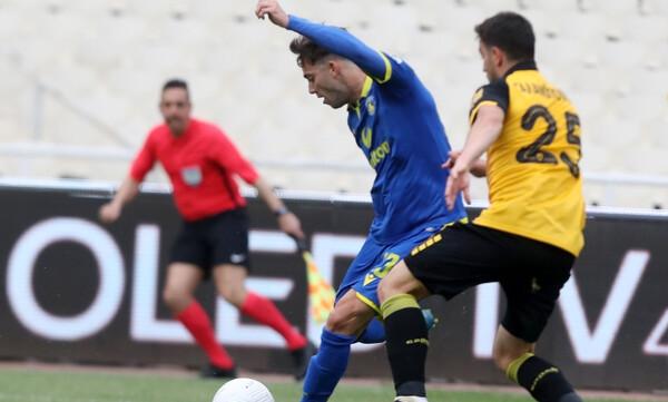 ΑΕΚ-Αστέρας Τρίπολης: Σκόραρε ο Γαλανόπουλος, απάντηση με τρομερό γκολ ο Ριέρα (videos)