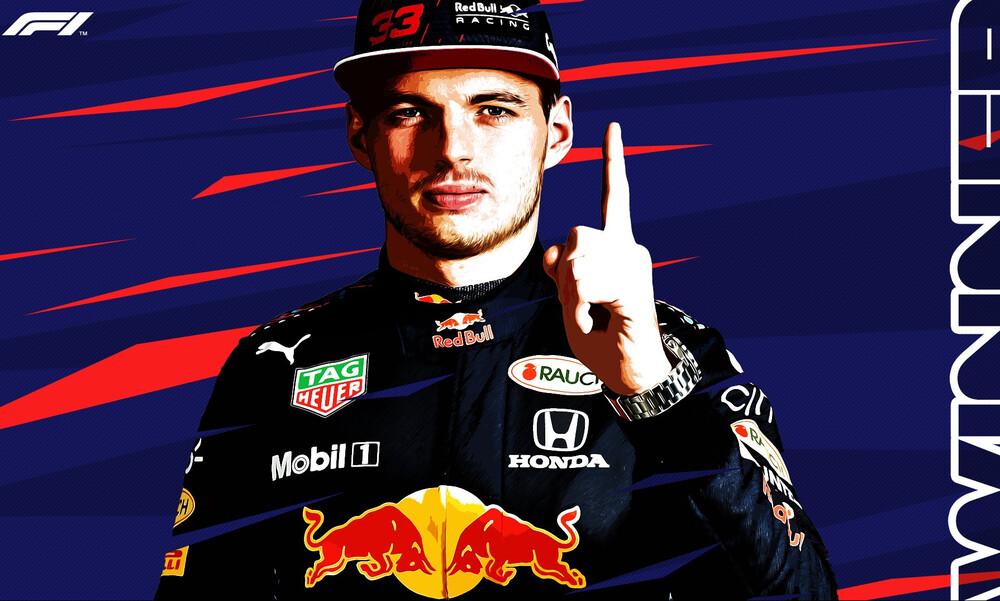 Formula 1: Στον «χαμό» νικητής ο Φερστάπεν