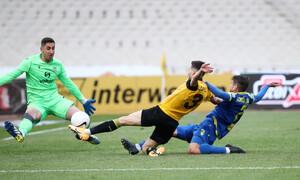 ΑΕΚ-Αστέρας Τρίπολης: Με Λόπες και Αλμπάνη στο τέλος - Τα γκολ της λύτρωσης (videos)