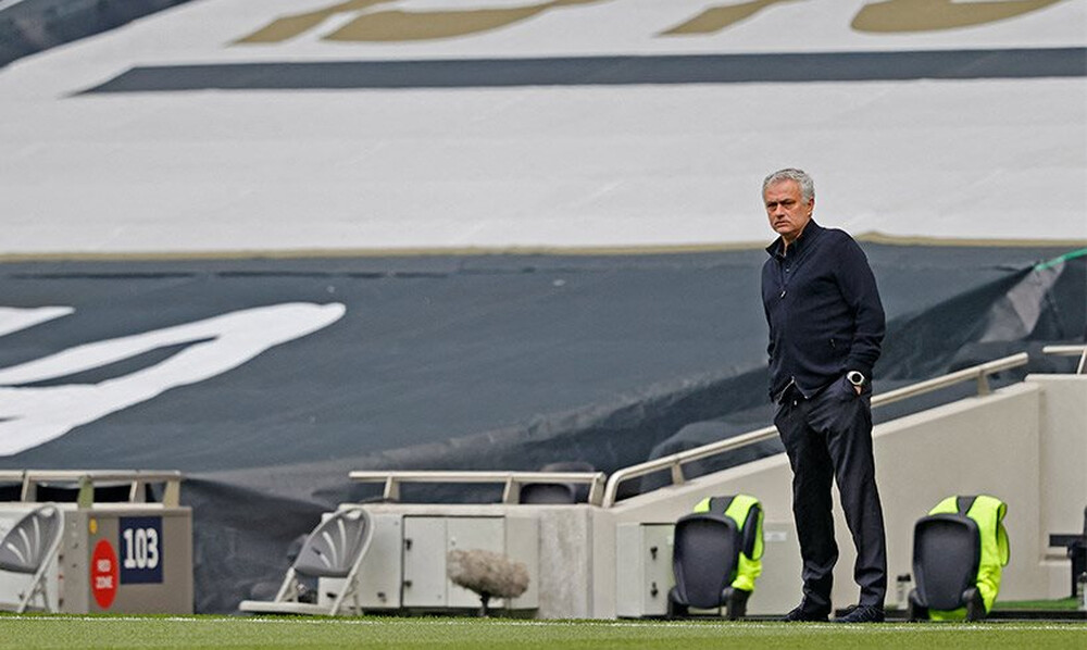Ζοσέ Μουρίνιο: Πρώτο θύμα της European Super League - Διαφώνησε με Τότεναμ και απολύθηκε