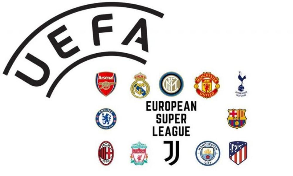 Σάλος με το σκίτσο που παρομοιάζει τη European Super League ως... χιτλερικό σχέδιο (photo)