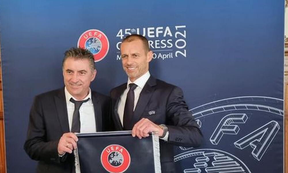 European Super League: Αντίθετος και ο Ζαγοράκης - Συνάντηση με Τσέφεριν