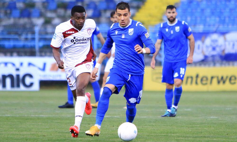 Λαμία-ΑΕΛ 0-0: Παράταση στην αγωνία της παραμονής (video+photos)