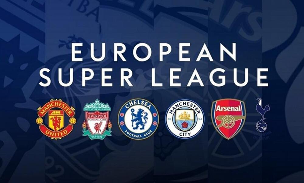 European Super League: Σκέψεις αποχώρησης από δυο αγγλικές ομάδες (photos)