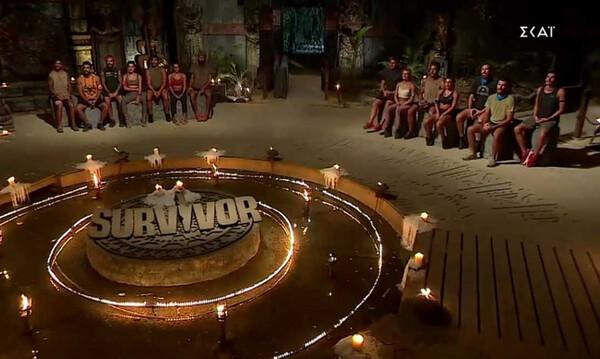 Survivor: Αυτοί είναι οι νέοι υποψήφιοι - Το back to back και ο παίκτης έκπληξη στον τάκο (pics+vid)