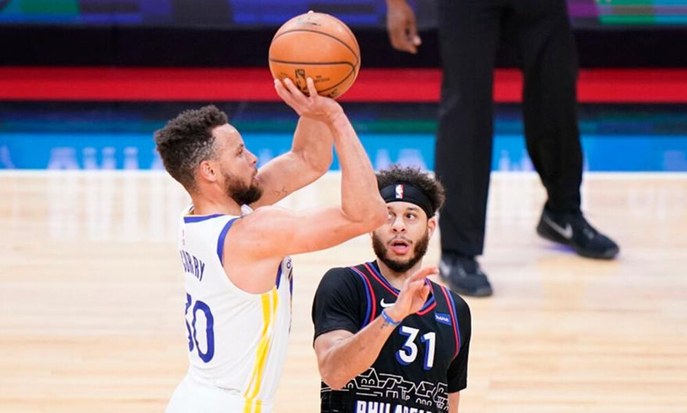 NBA: Tρελαίνει κόσμο ο Κάρι - Απίθανες επιδόσεις (video)