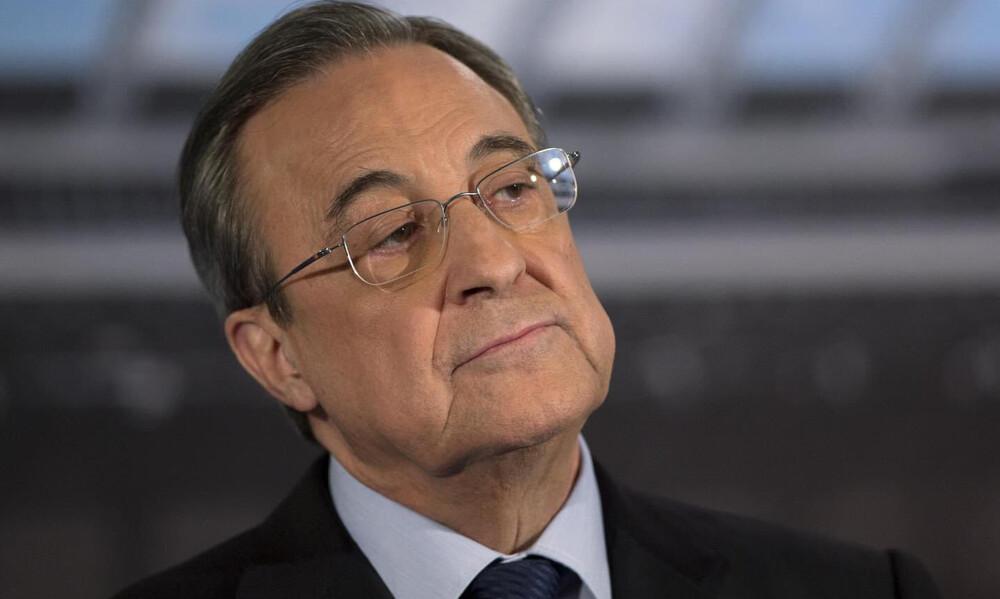 European Super League: «Βόμβα» στην Ρεάλ Μαδρίτης - Αποχωρεί και παραιτείται ο Πέρεθ