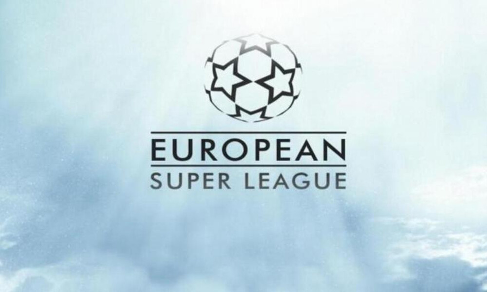 European Super League: Ανακοίνωση για... πάγωμα των σχεδίων