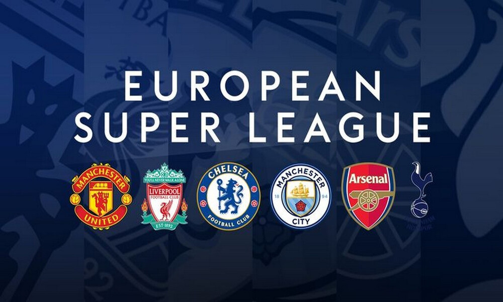 European Super League: Ισπανικά σενάρια για συμφωνία της UEFA με αγγλικές ομάδες