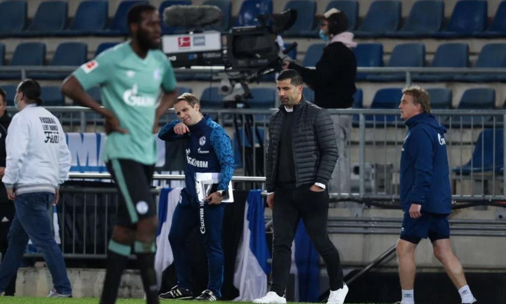 Γερμανία: Χάος στη Σάλκε - Επίθεση οπαδών στους παίκτες για τον υποβιβασμό