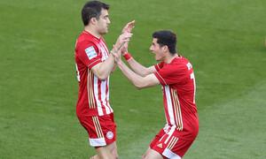Ολυμπιακός - Αστέρας Τρίπολης 1-0: Επιστροφή με «υπογραφή» Παπασταθόπουλου