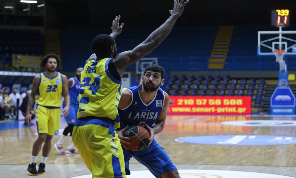 Basket League: Τότε θα διεξαχθεί το Περιστέρι-Λάρισα