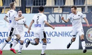 Άρης-ΠΑΟΚ 0-1: Πήρε φόρα για... Ευρώπη! (photos+video)
