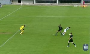 Super League 2: Ασύλληπτο γκολ! Έπαθε... Ζιντάν δανεικός του Ολυμπιακού (video)