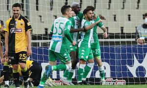 AEK-Παναθηναϊκός: Λάθος ο Καρίμ, γκολ ο Ιωαννίδης (photos+video)