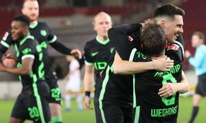 Bundesliga: «Κλείδωσε» το Champions League η Βόλφσμπουργκ, «διπλό»... μισή παραμονή η Μάιντς