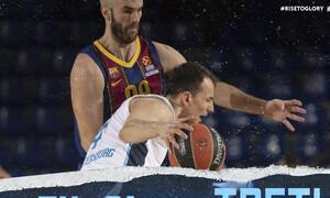 Μπαρτσελόνα-Ζενίτ 74-76: Break με υπογραφή Πάνγκος και... Πασκουάλ (videos+photos)