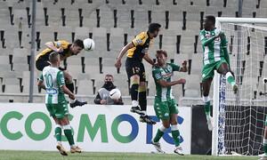 ΑΕΚ-Παναθηναϊκός 1-1: Τα highlights του ντέρμπι (video+photos)