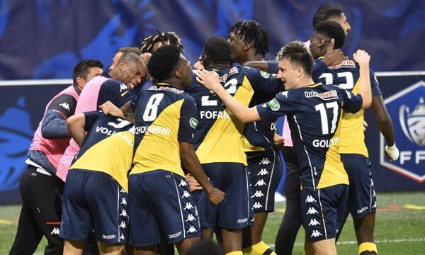 Κύπελλο Γαλλίας: Θρίαμβος της Μονακό στο Λιόν - Εύκολα η Παρί Σεν Ζερμέν