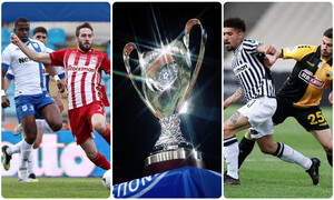 Κύπελλο Ελλάδας: Ορίστηκαν οι ρεβάνς των ημιτελικών