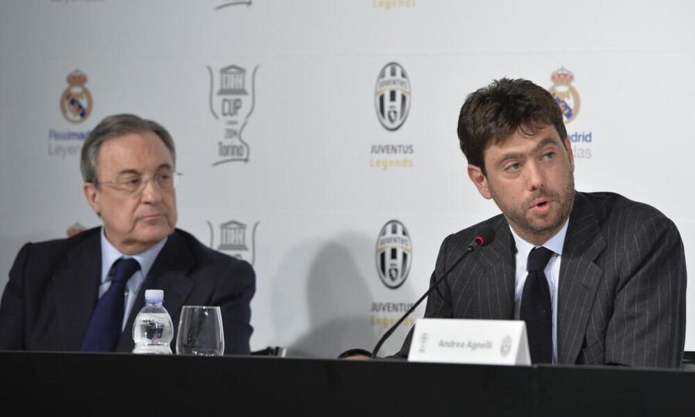 Πρόταση - «βόμβα» σε UEFA και τιμωρία σε Ρεάλ και Γιουβέντους (photos)
