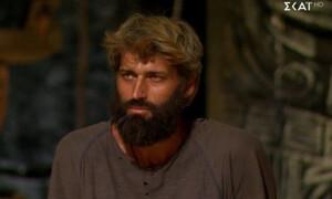 Survivor: Απίστευτο ξέσπασμα μετά την αποχώρηση Παππά - «Δύο μήνες είχαν εμμονή» (photos+video)