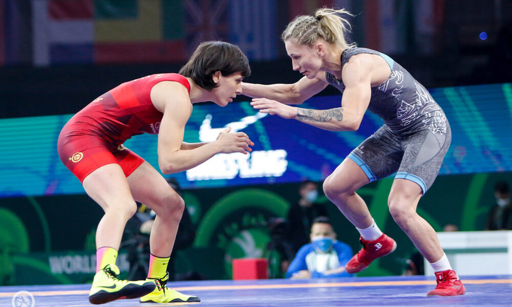 Στον τελικό του Ευρωπαϊκού πρωταθλήματος πάλης η Πρεβολαράκη
