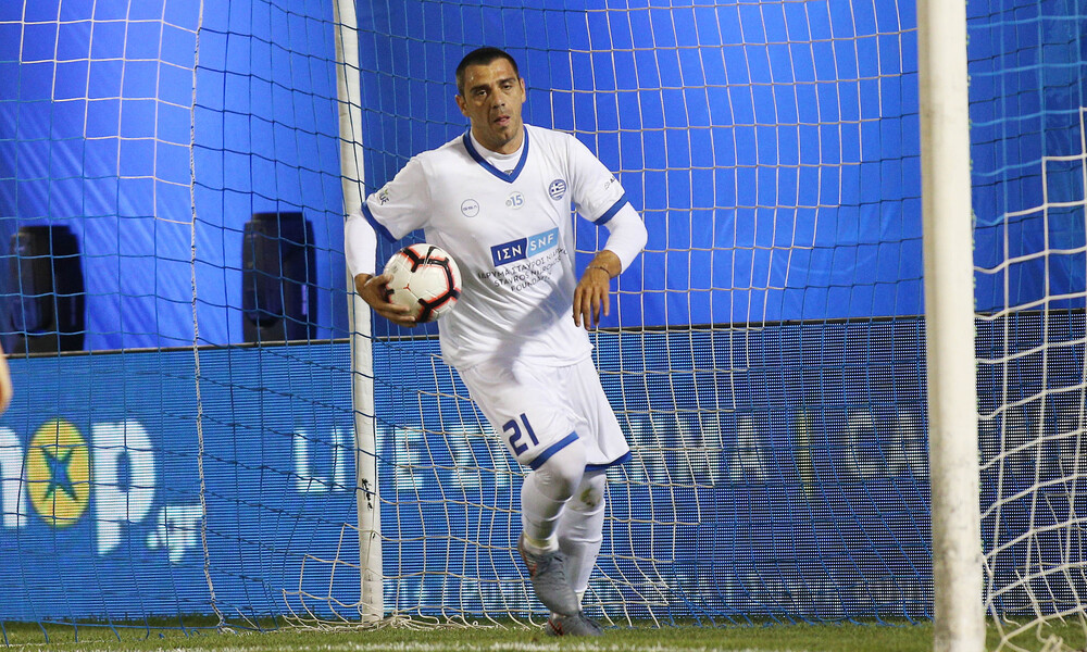 Επιστροφή Κατσουράνη σε ρόλο έκπληξη σε ομάδα Football League