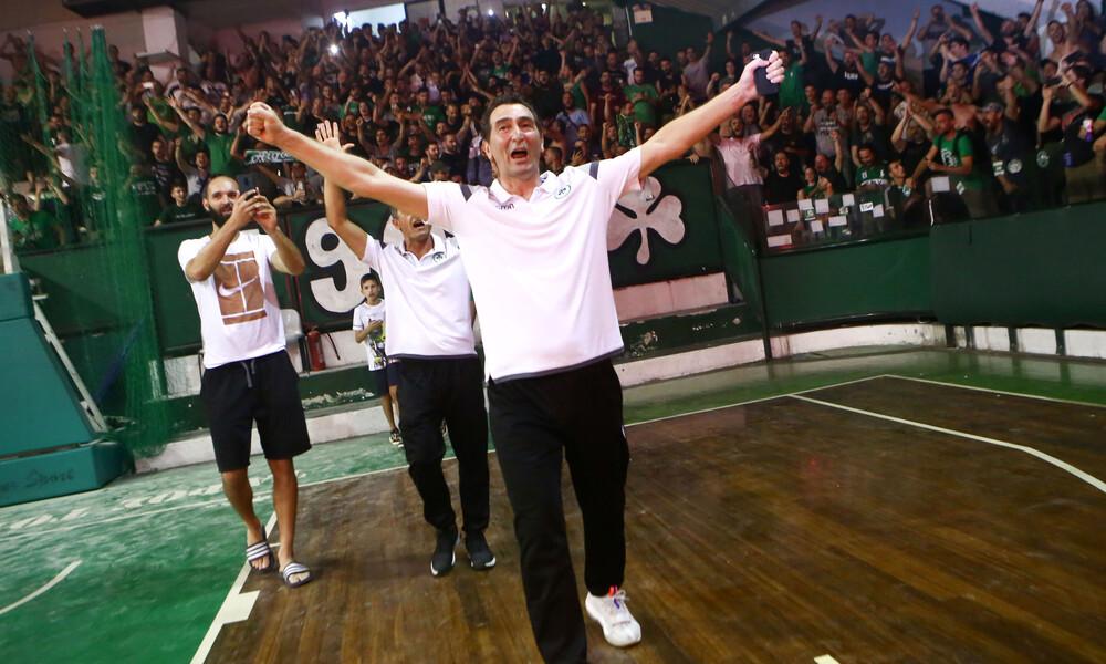 Παναθηναϊκός: Με Ανδρεόπουλο και τη νέα χρονιά! (photos)