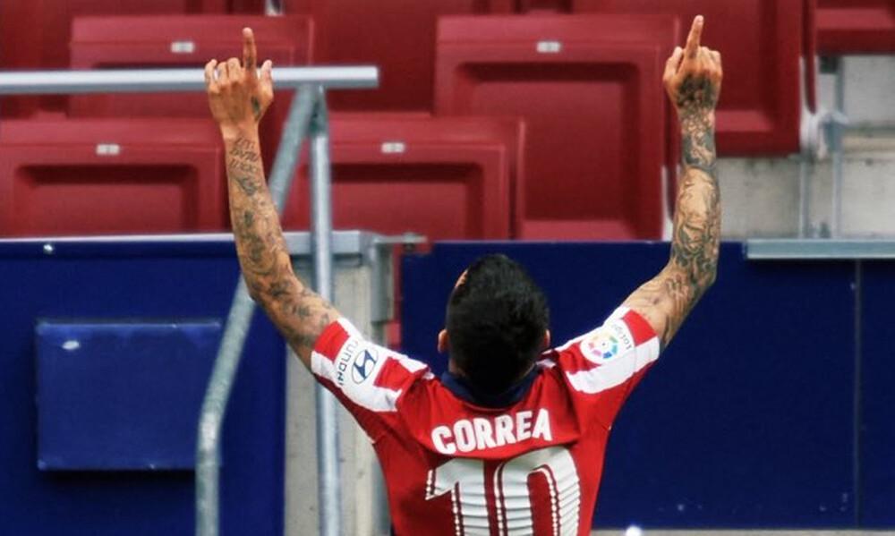 La Liga: Ξανά στη… μοναξιά της κορυφής η Ατλέτικο Μαδρίτης! (Videos+Photos)