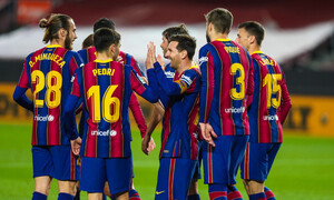 La Liga: Με Μέσι οδηγό και πεντάρα… ροκανίζει τη διαφορά! (Videos+Photos)