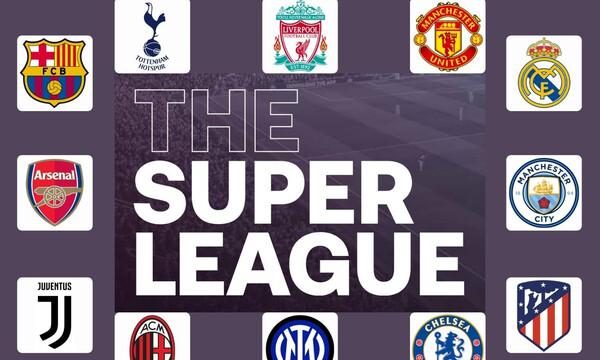 Η απόφαση της UEFA για τους 12 της European Super League