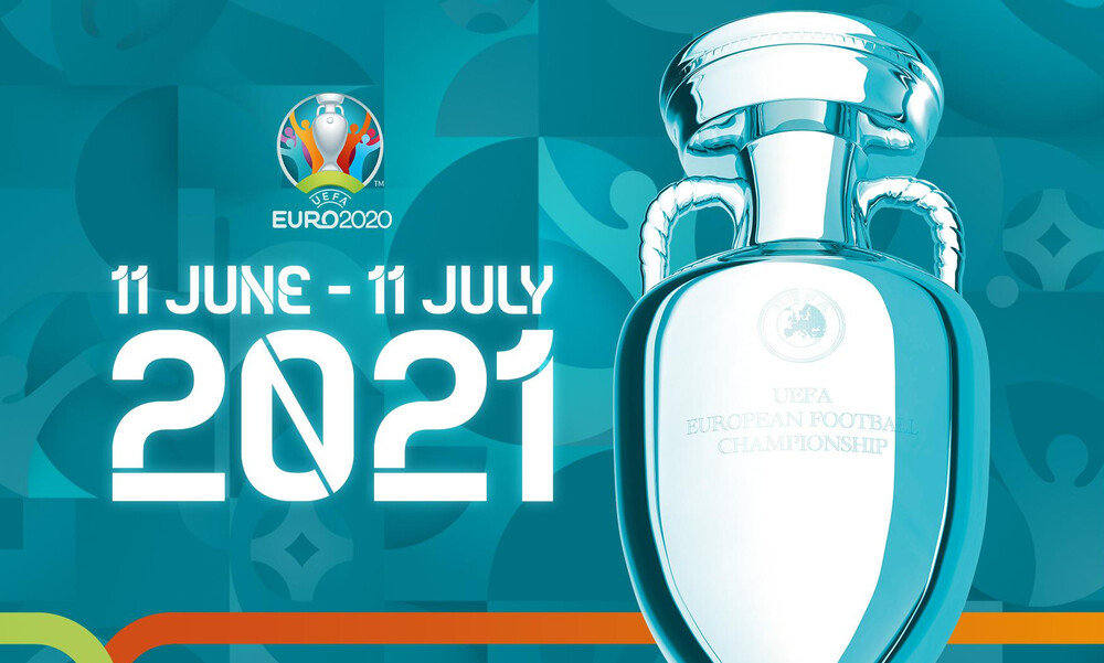 EURO 2020: Το νέο πρόγραμμα των 51 αγώνων και οι πόλεις υποδοχής της διοργάνωσης