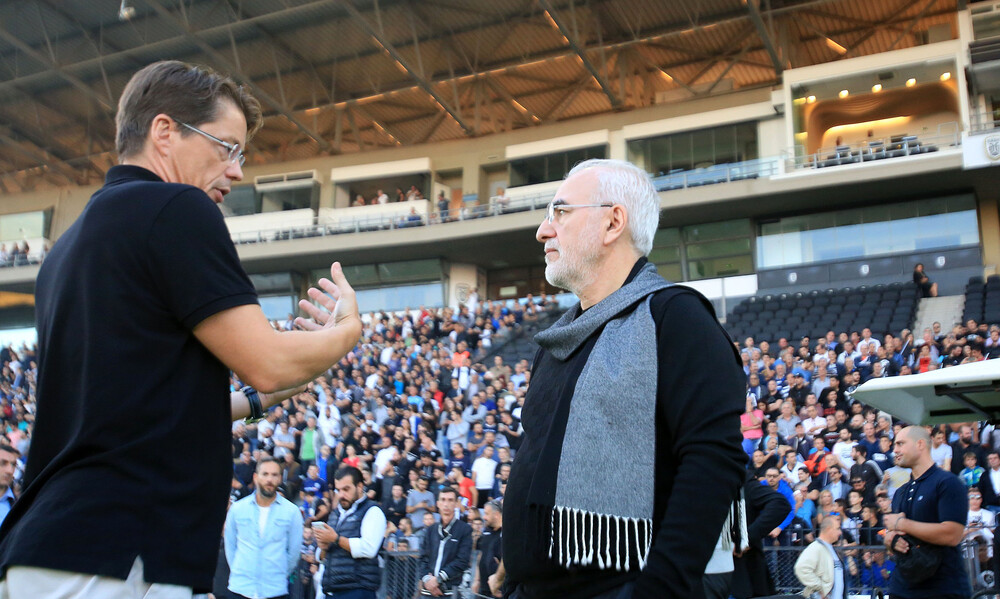 Μίχελ: «Ο Σαββίδης θέλει τον ΠΑΟΚ ξανά Πρωταθλητή»!