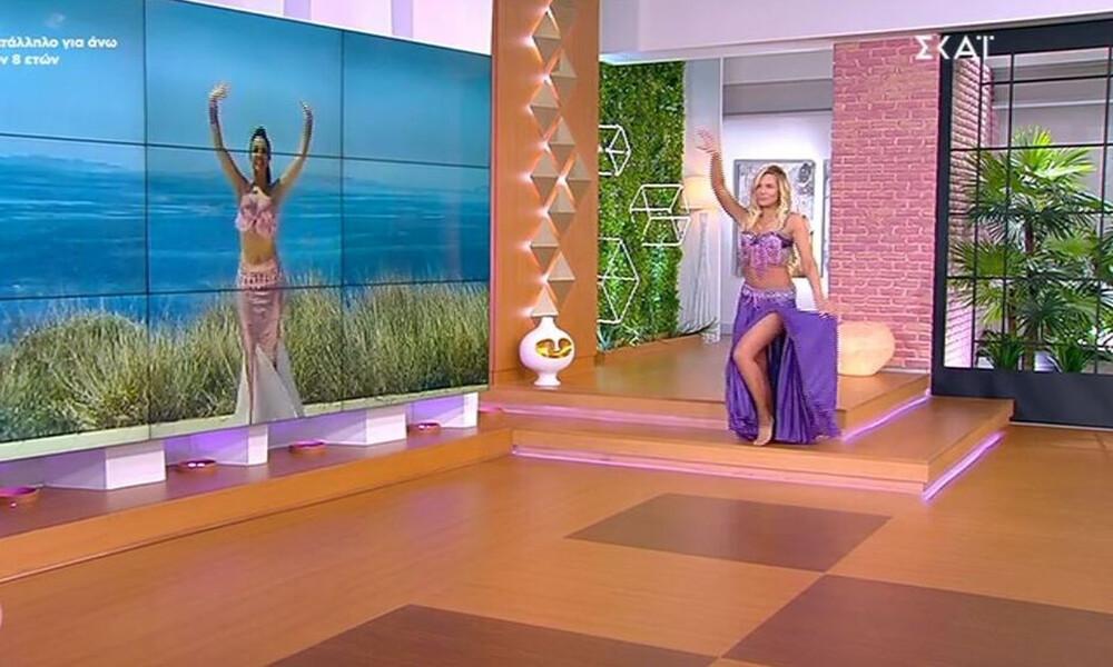 Love it: Πάρτε υπογλώσσια! Ο χορός της κοιλιάς από την Ιωάννα Μαλέσκου
