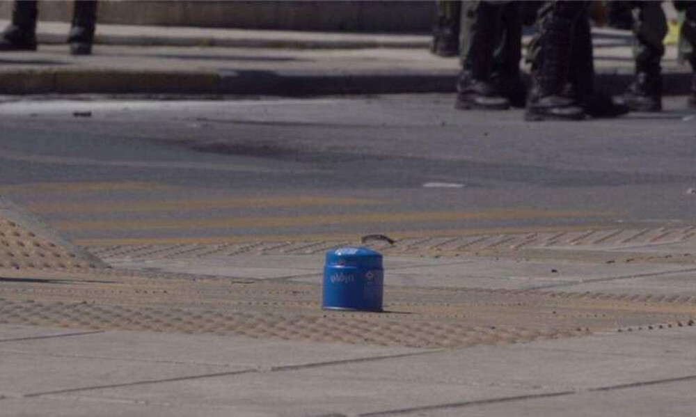 Θεσσαλονίκη: Αδιανόητο βίντεο από τα επεισόδια οπαδών (photos+video)