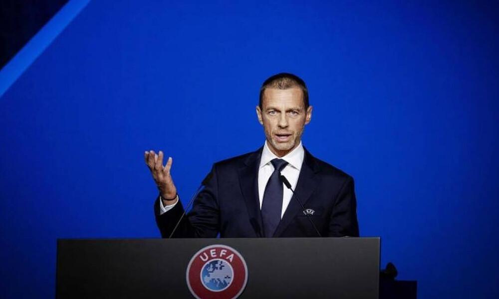 UEFA: Τελεσίγραφο Τσέφεριν στους «αποστάτες» (photos)