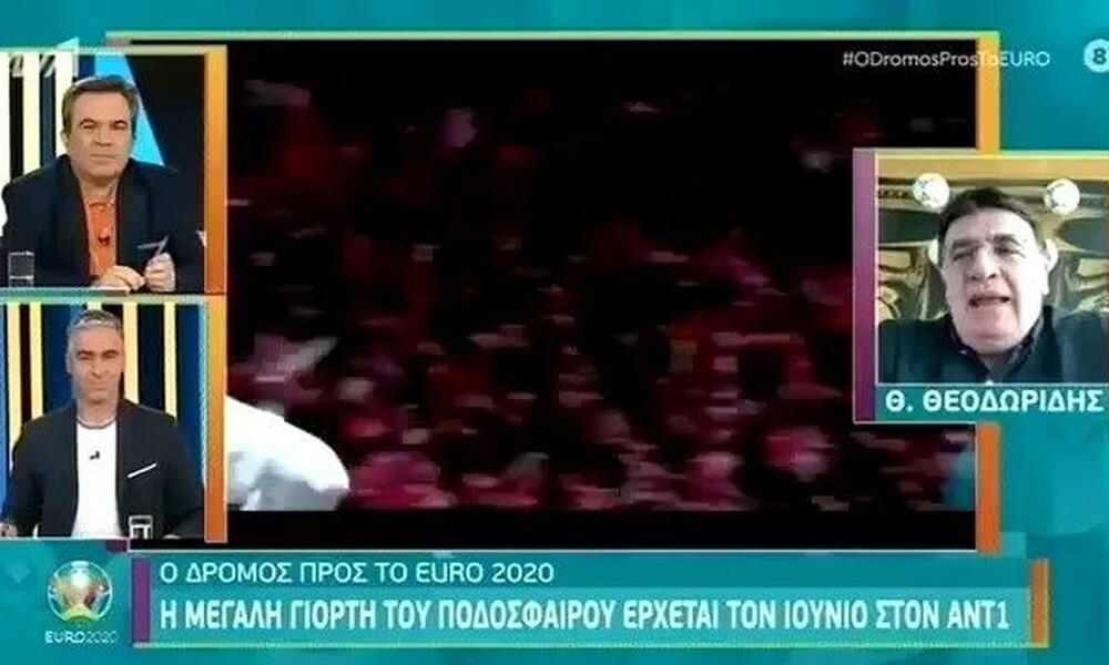 Θεοδωρίδης: «Κερδισμένο το ποδόσφαιρο, πρέπει να επανέλθει η ενότητα»! (Videos)