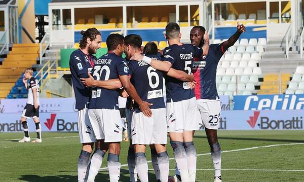 Serie A: Η Κροτόνε πήρε μαζί στον υποβιβασμό την Πάρμα! (Video)