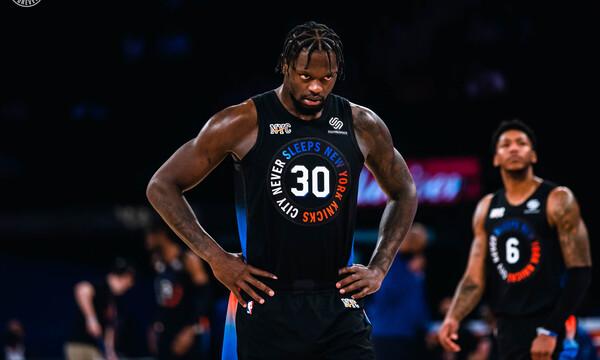 NBA: Ασταμάτητοι οι Νικς - Ένατη σερί νίκη με όργια Ραντλ