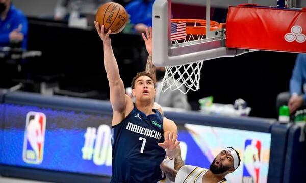 NBA: Τρομερή ανατροπή για Μάβερικς - Έκπληξη Τίμπεργουλβς με Τζαζ (videos)
