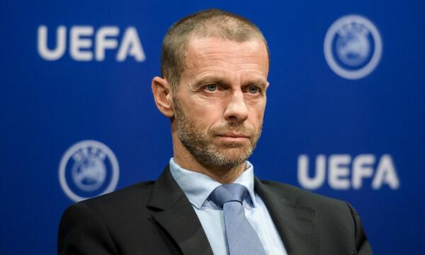 European Super League: Συνεχίζει τις απειλές ο Τσέφεριν - «Δεν μπορούμε να προσποιούμαστε»