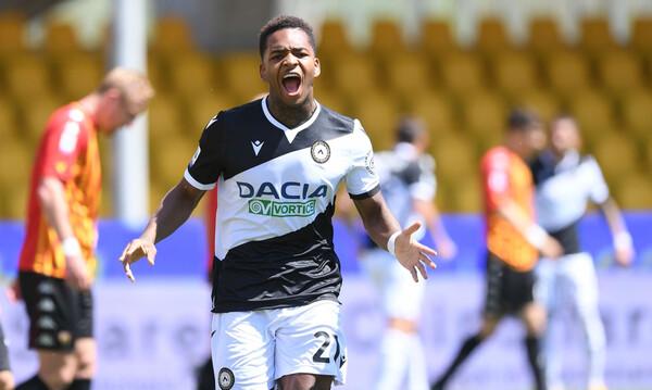 Serie A: Τεσσάρα η Ουντινέζε!