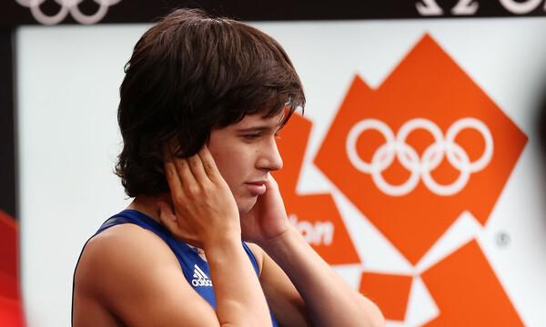 Πρεβολαράκη: «Στόχος οι Ολυμπιακοί Αγώνες»