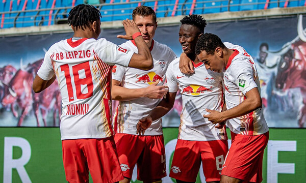 Bundesliga: Περίπατος της Λειψίας με τη Στουτγκάρδη (video)