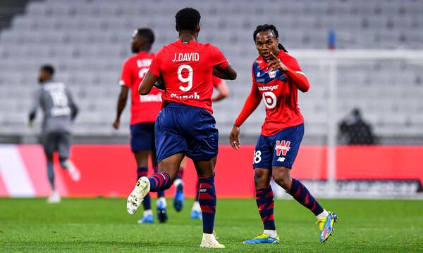 Ligue 1: Ανατροπή τίτλου για τη Λιλ (video)