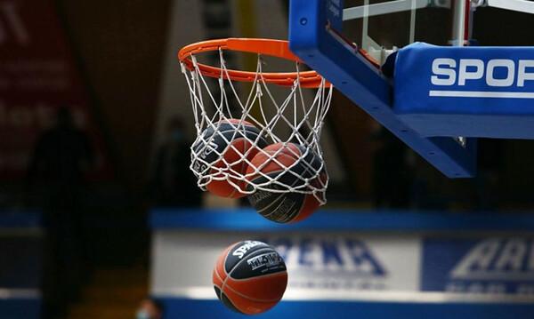 Basket League: Οι διαιτητές της τελευταίας αγωνιστικής