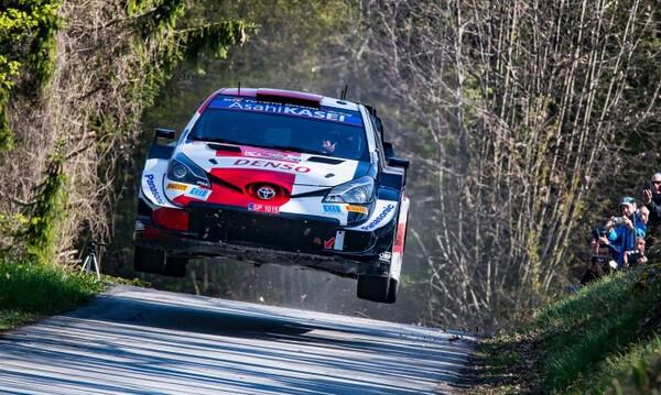 WRC: Αποκλεισμός ενός αγώνα με αναστολή για τον Σεμπαστιάν Οζιέ