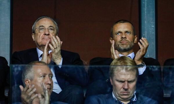 Ρεάλ Μαδρίτης-Τσέλσι: Φόβοι της «βασίλισσας» για... αντίποινα από UEFA